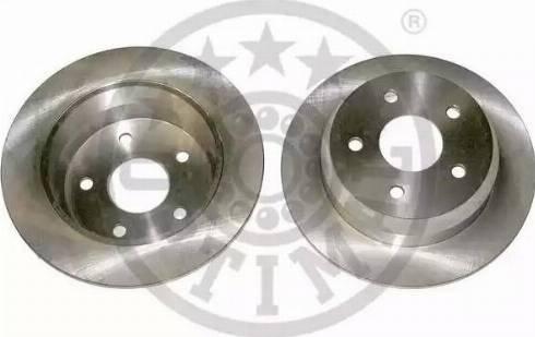 Optimal BS-6380 - Тормозной диск autodnr.net