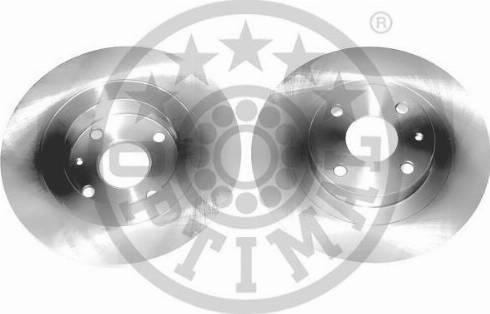 Optimal BS-7742C - Тормозной диск autodnr.net