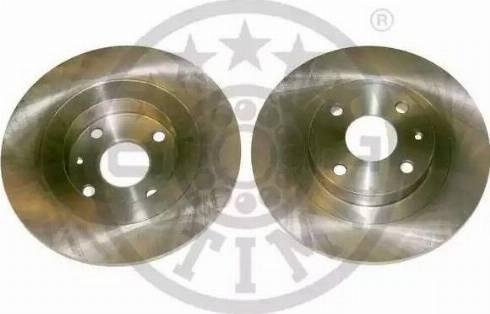 Optimal BS-7742 - Тормозной диск autodnr.net