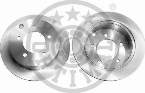 Optimal BS-8598C - Тормозной диск autodnr.net