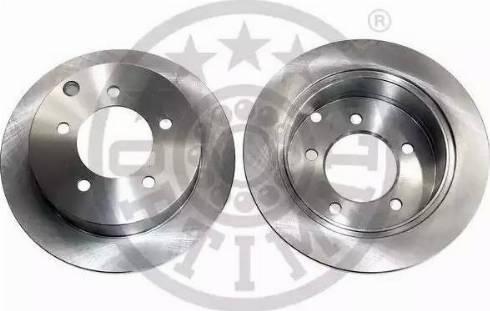 Optimal BS-8598 - Тормозной диск autodnr.net