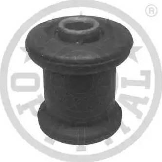 Optimal F8-4098 - Сайлентблок, важеля підвіски колеса autocars.com.ua