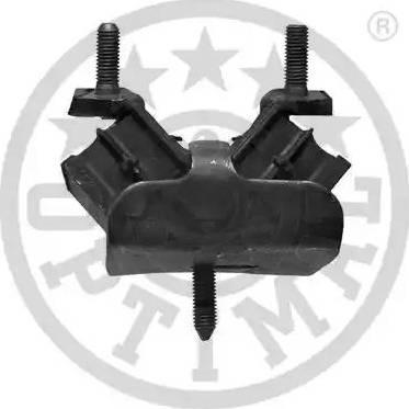 Optimal F8-4109 - Подушка, підвіска двигуна autocars.com.ua