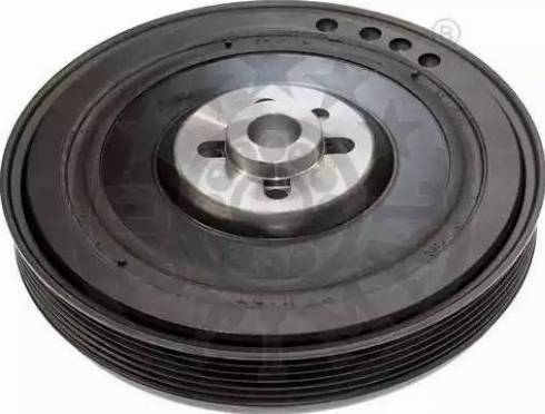 Optimal F8-5202 - Ременный шкив, коленчатый вал car-mod.com