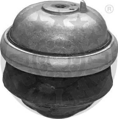 Optimal F8-5449 - Подушка, підвіска двигуна autocars.com.ua