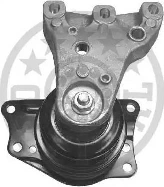 Optimal F8-5551 - Подушка, підвіска двигуна autocars.com.ua