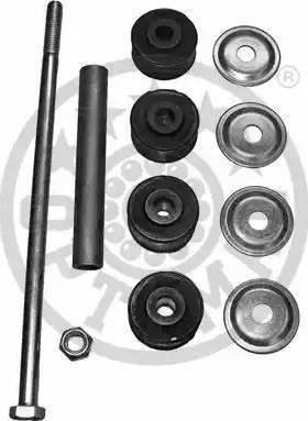 Optimal F8-5711 - Remkomplekts, Stabilizatora atsaite car-mod.com