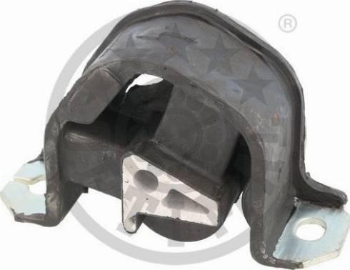 Optimal F8-8166 - Подушка, підвіска двигуна autocars.com.ua