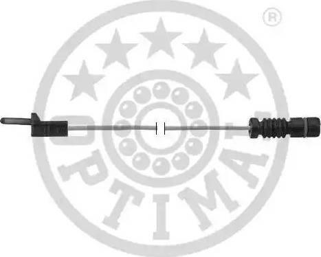 Optimal WKT-50357K - Сигнализатор, износ тормозных колодок autodnr.net