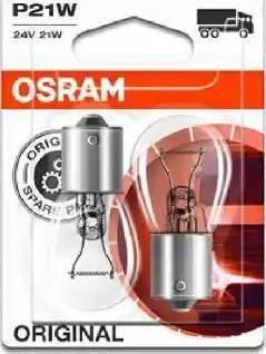 Osram 7511 - Лампа накаливания, фара дневного освещения autodnr.net