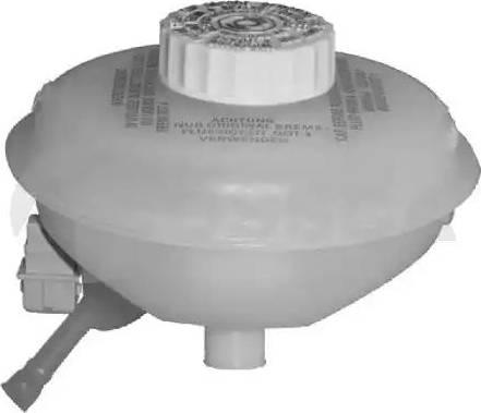 OSSCA 00477 - Компенсационный бак, тормозная жидкость autodnr.net