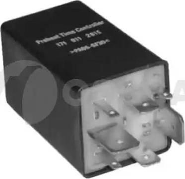 OSSCA 00848 - Реле, система накаливания autodnr.net