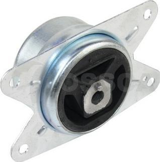 OSSCA 13449 - Подушка, підвіска двигуна autocars.com.ua