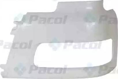 Pacol DAFLC001L - Аэродефлектор avtokuzovplus.com.ua