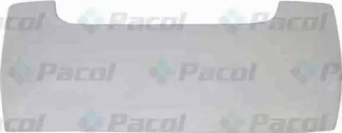 Pacol MANCP010R - Аэродефлектор avtokuzovplus.com.ua