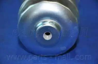 Parts-Mall PCA-039 - Паливний фільтр autocars.com.ua