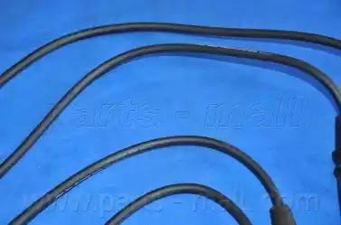 Parts-Mall peae02 - Комплект проводов зажигания autodnr.net