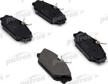Patron PBP1420 - Тормозные колодки, дисковые car-mod.com