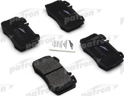 Patron PBP1426 - Тормозные колодки, дисковые car-mod.com