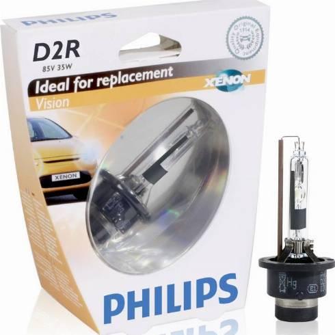 PHILIPS 85122vi - Лампа накаливания, основная фара autodnr.net