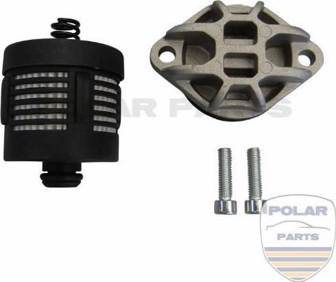 PolarParts 10004437 - Гидрофильтр, сцепление Haldex car-mod.com