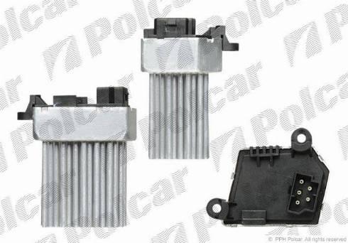 Polcar 2008KST-1 - Блок управления, отопление / вентиляция car-mod.com