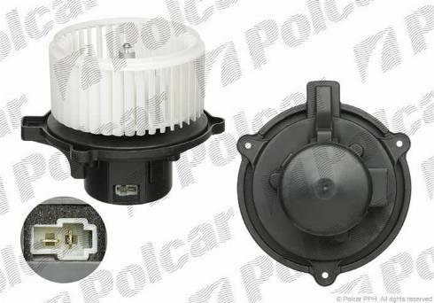 Polcar 4147NU2X - Вентилятор салона car-mod.com
