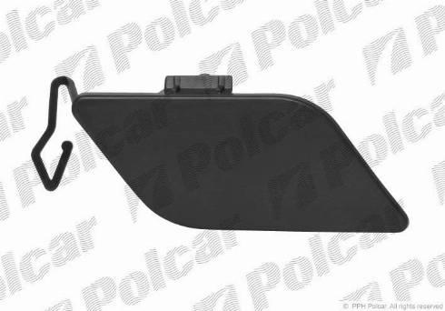 Polcar 5017079 - Покрытие буфера, прицепное обор car-mod.com