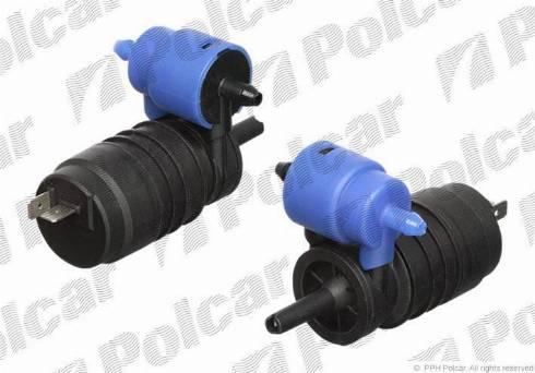 Polcar 5507PS-2 - Водяной насос, система очистки окон car-mod.com