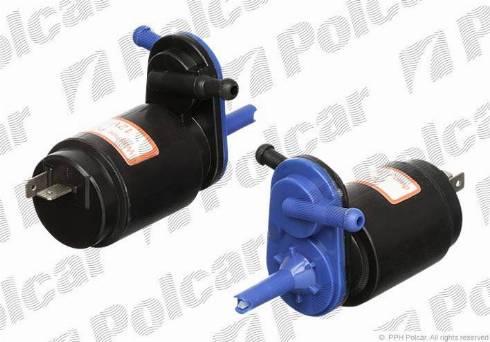 Polcar 5514PS-1 - Водяной насос, система очистки окон car-mod.com