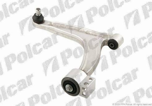 Polcar 551837 - Рычаг независимой подвески колеса car-mod.com