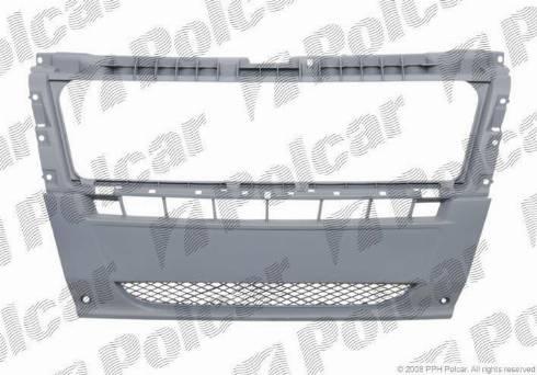 Polcar 577007-1 - Ремінний шків, колінчастий вал autocars.com.ua