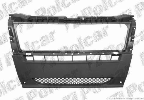 Polcar 577007 - Ремінний шків, колінчастий вал autocars.com.ua