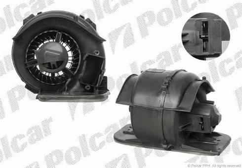 Polcar 6019NU2 - Вентилятор салона car-mod.com