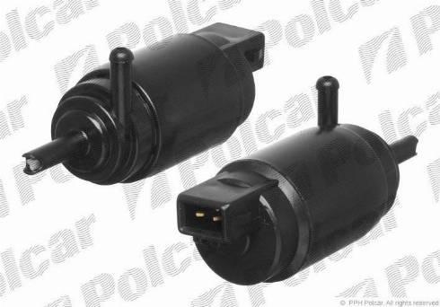 Polcar 9538PS-1 - Водяной насос, система очистки окон car-mod.com