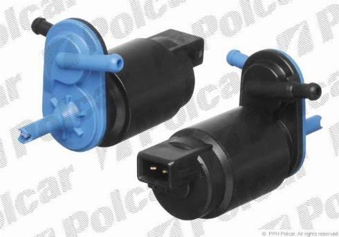 Polcar 9538PS-2 - Водяной насос, система очистки окон car-mod.com