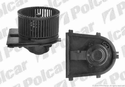 Polcar 9541NU-1 - Вентилятор салона car-mod.com