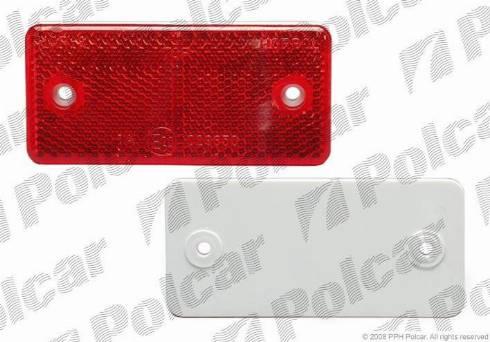 Polcar 9900971E - Отражатель avtokuzovplus.com.ua