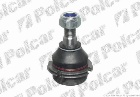 Polcar P-106 - Шаровая опора, несущий / направляющий шарнир car-mod.com