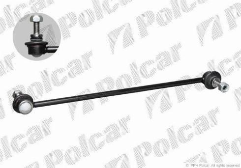 Polcar P-430A - Тяга / стойка, стабилизатор car-mod.com