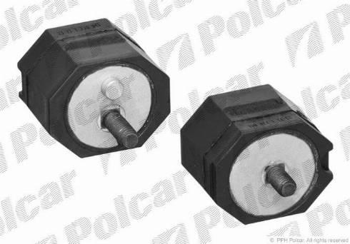Polcar S2220020 - Підвіска, ступінчаста коробка передач autocars.com.ua