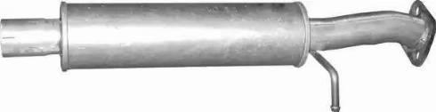 Polmo 1011 - Предглушитель выхлопных газов car-mod.com