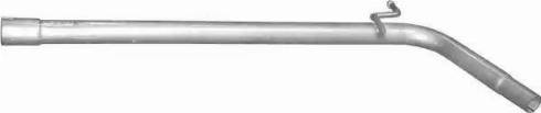 Polmo 2382 - Труба выхлопного газа autodnr.net