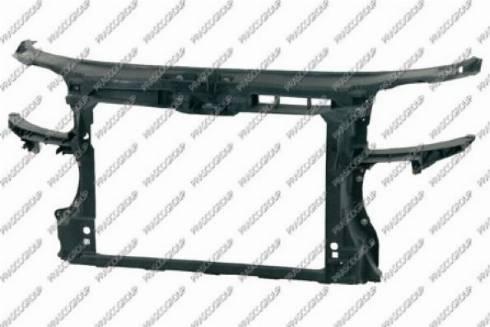 Prasco AD3203210 - Облицювання передка autocars.com.ua