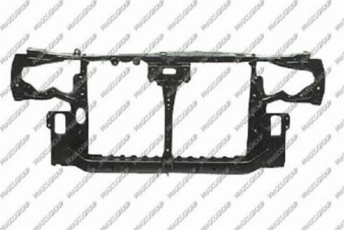 Prasco DS0073200 - Облицювання передка autocars.com.ua