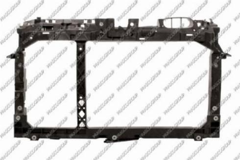 Prasco FD3463230 - Облицювання передка autocars.com.ua