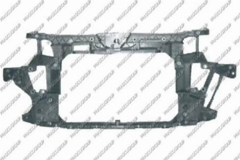 Prasco FT4203210 - Облицювання передка autocars.com.ua