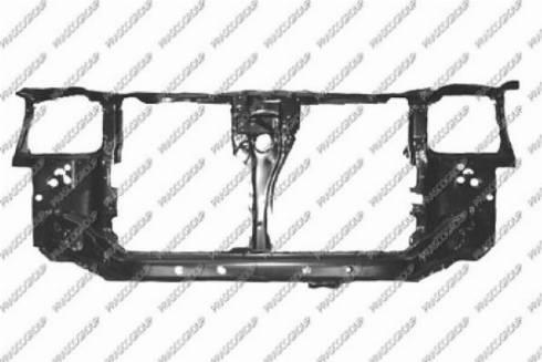 Prasco HD0363210 - Облицювання передка autocars.com.ua