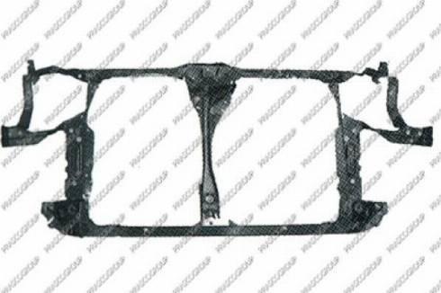 Prasco HD0383200 - Облицювання передка autocars.com.ua