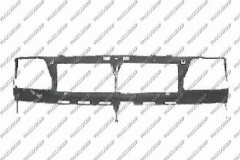 Prasco ME9153200 - Облицювання передка autocars.com.ua